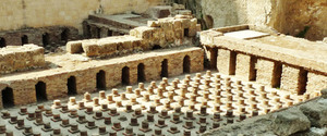 Roman bath in Beirut